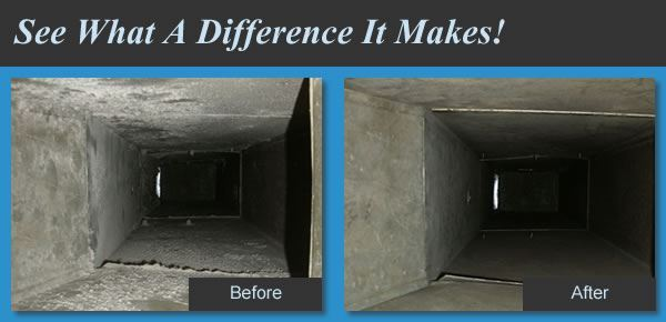 duct cleaning and repairing