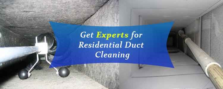 Experts For Residential Duct Cleaning