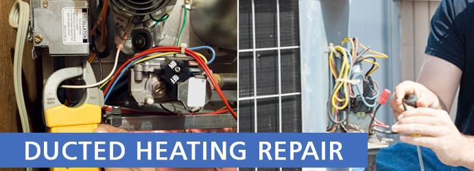 Ducted Heating Repair Bunding
