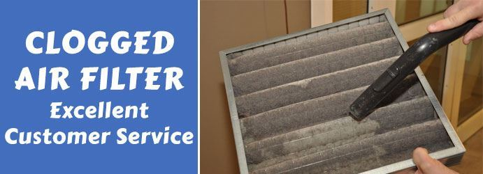 Clogged Air Filter Service Melbourne