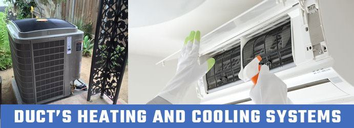 Duct Heating and Cooling System Melbourne