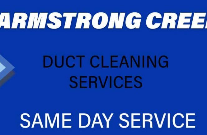 Duct Cleaning Armstrong Creek
