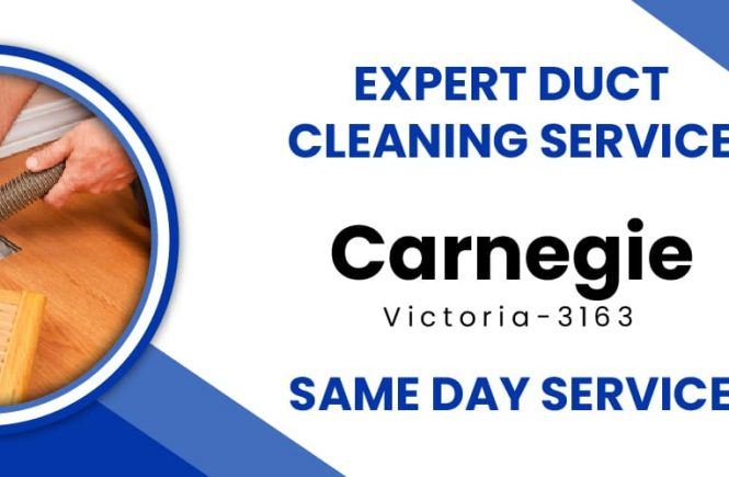 Duct Cleaning Carnegie