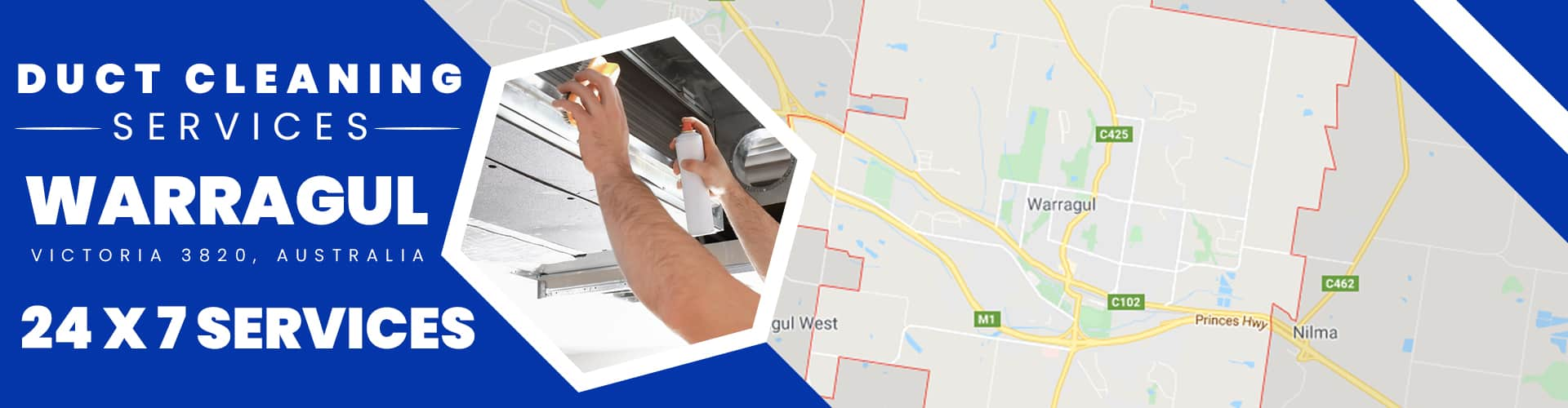 Duct Cleaning Warragul