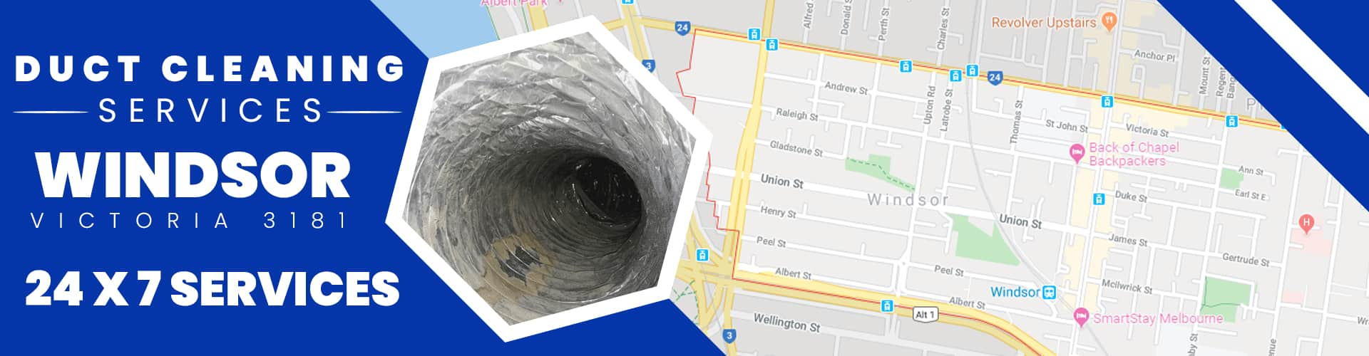 Duct Cleaning Windsor