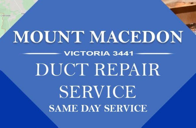 Duct Repair Mount Macedon
