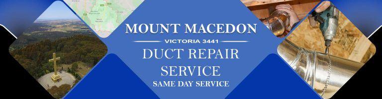 Duct Repair Mount Macedon
