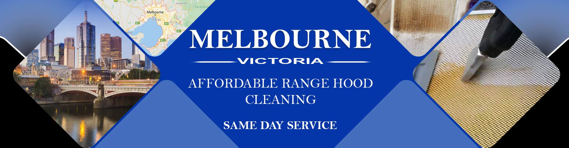 Affordable Range Hood Cleaning in Melbourne