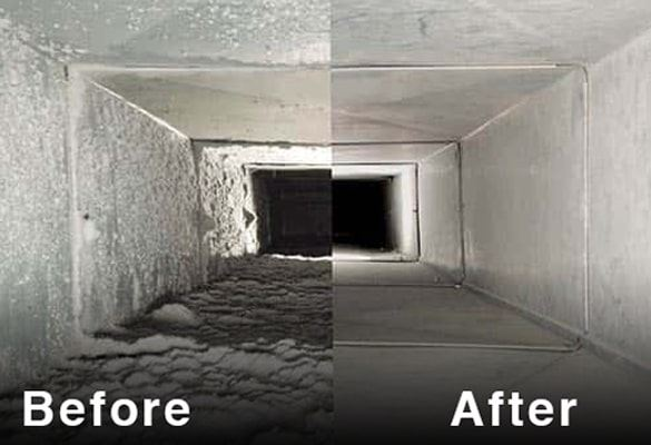 Affordable Air Ducted Heating Cleaning In Rippleside