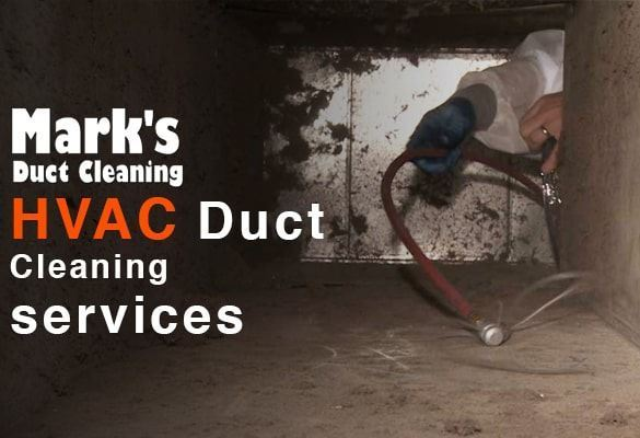 HVAC Duct Cleaning Services Undera