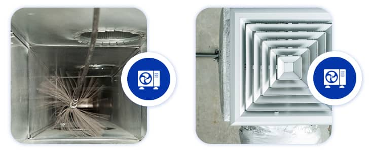 HVAC System Duct Cleaning In Melbourne